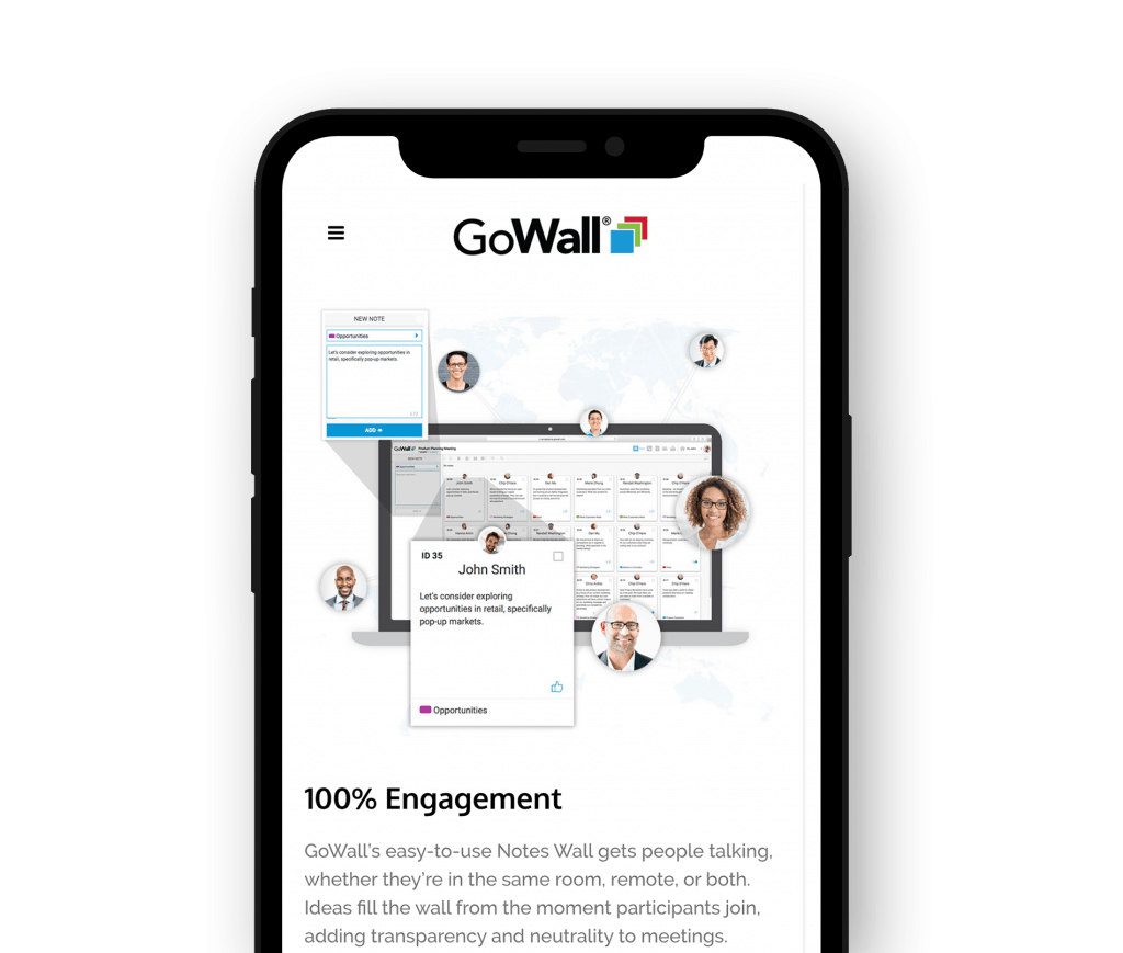 GoWall Mobile