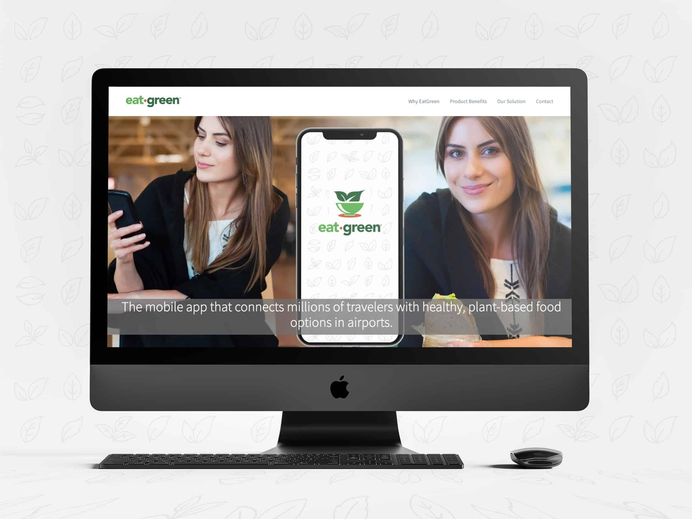 EatGreen Web Page
