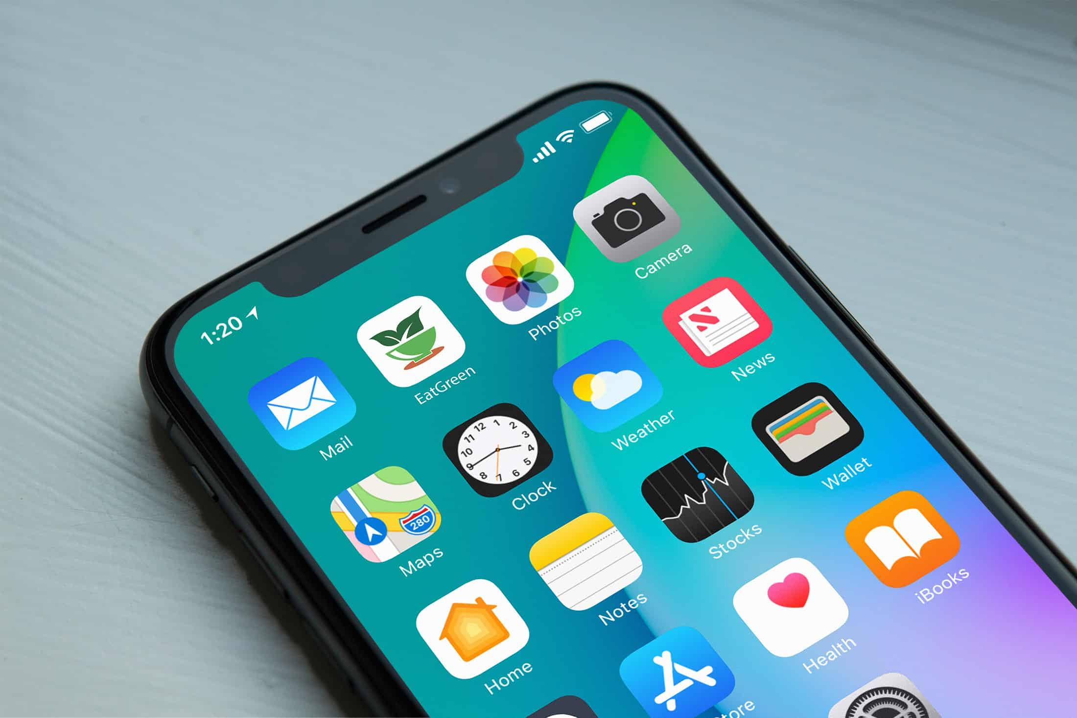 EatGreen Mobile Icon