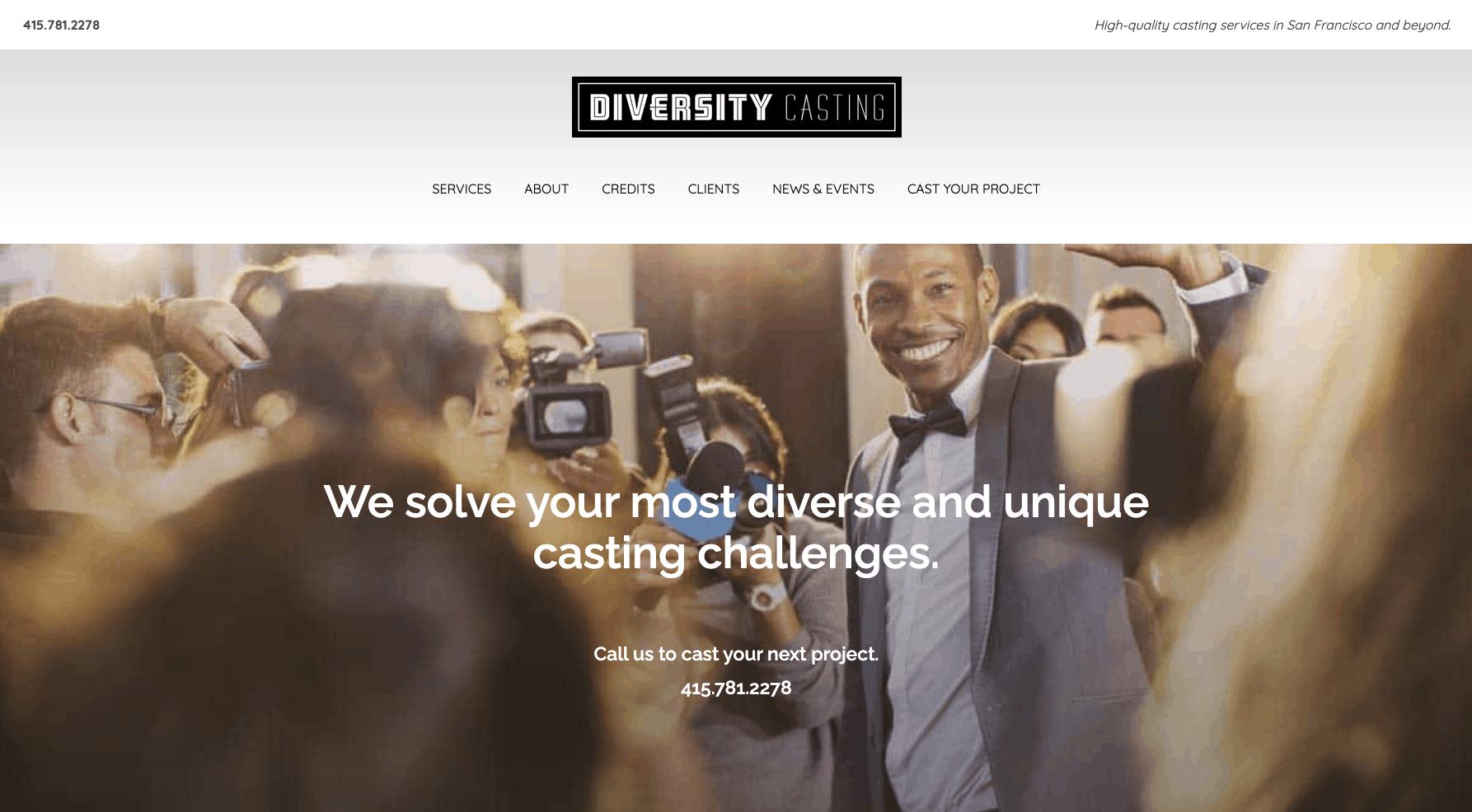 Diversity Casting