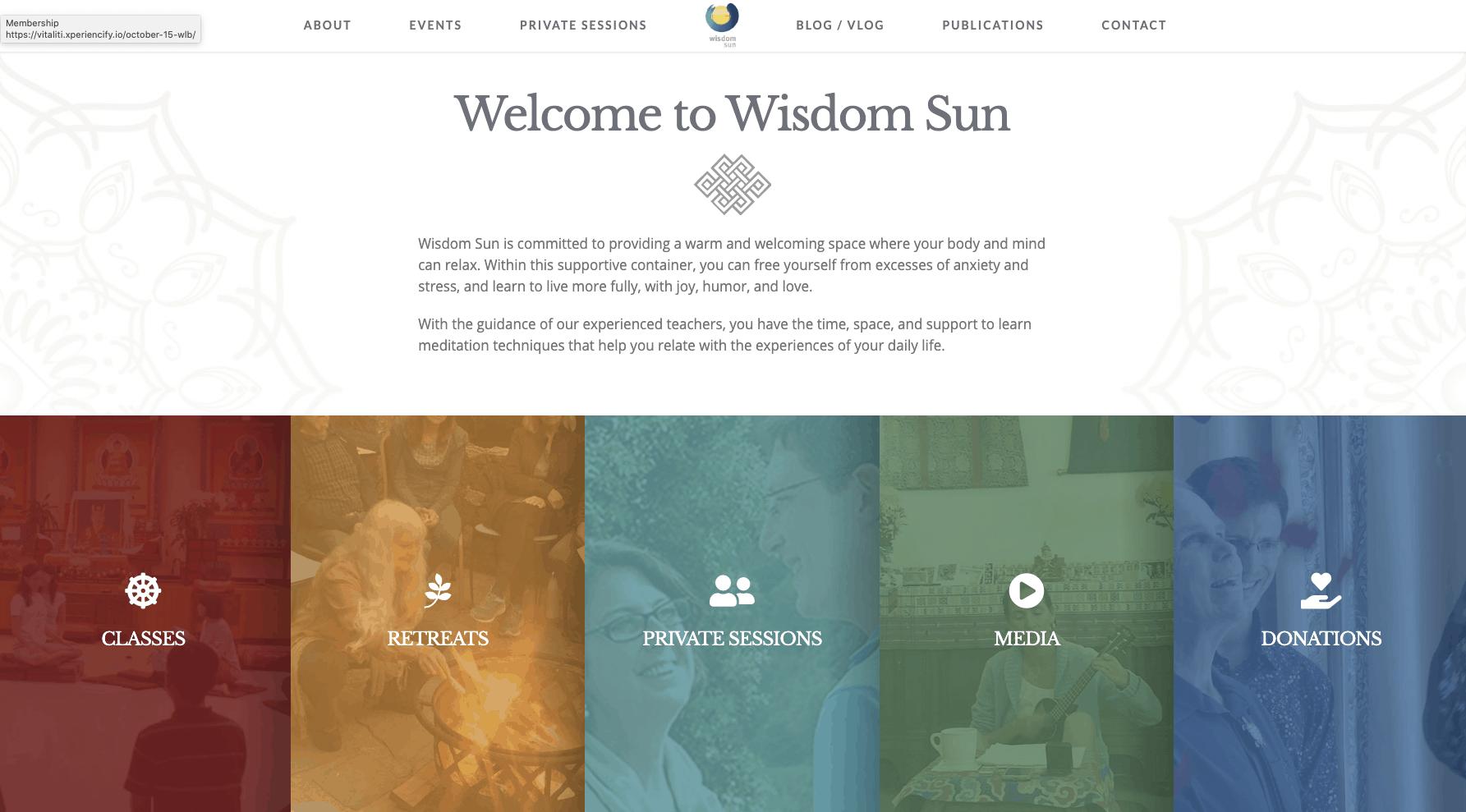 Wisdom Sun