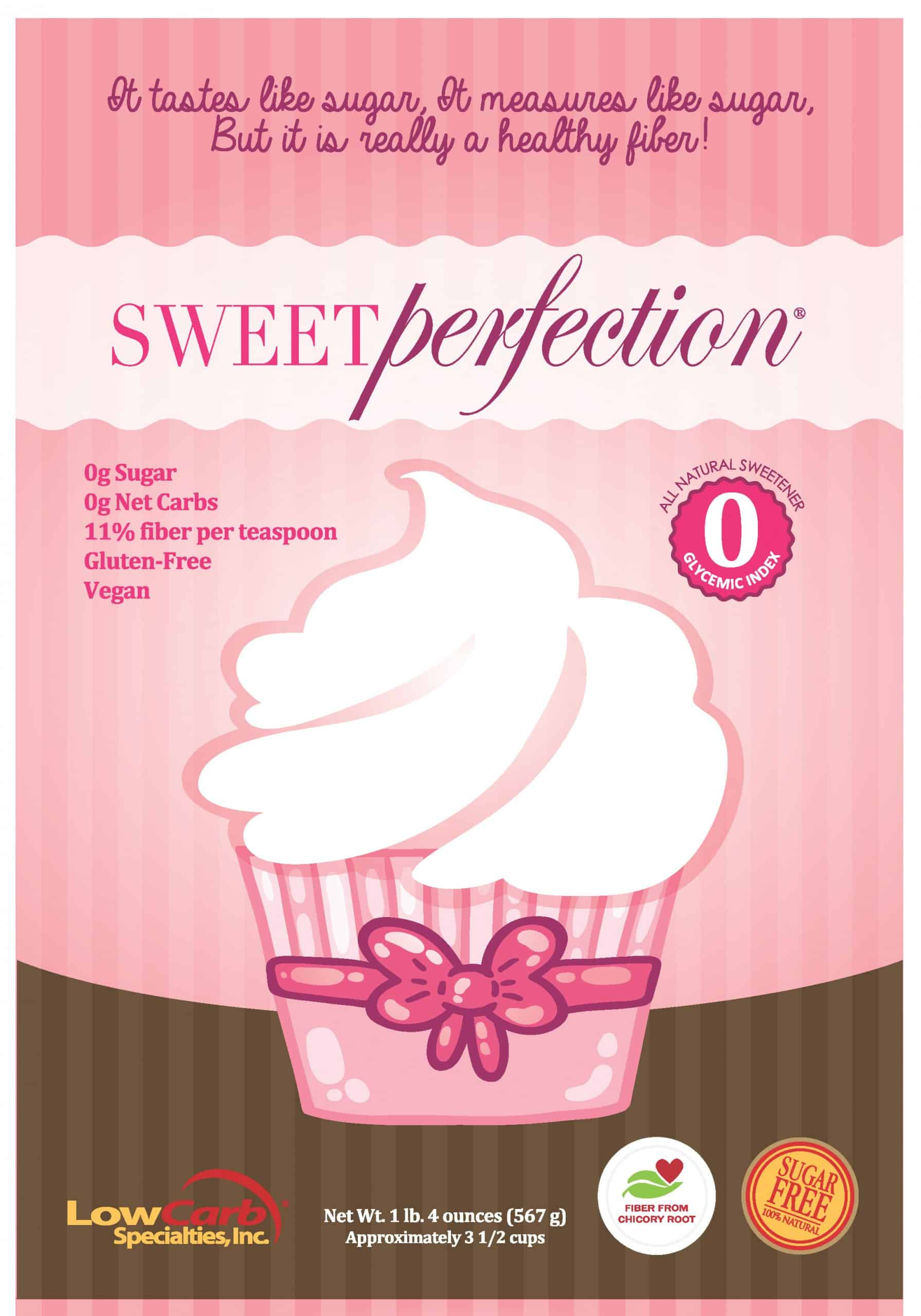 Sweet Perfection Package Front
